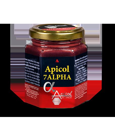Apicol7alpha - Miere rosie