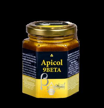 Apicol9beta - Miere galbena
