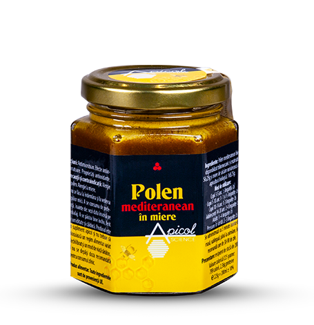 Polen mediteranean in miere