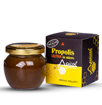 Propolis ultra in miere