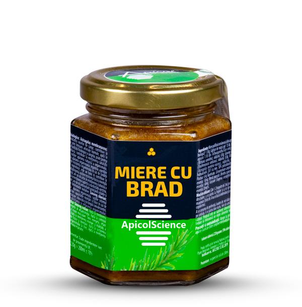 miere cu brad